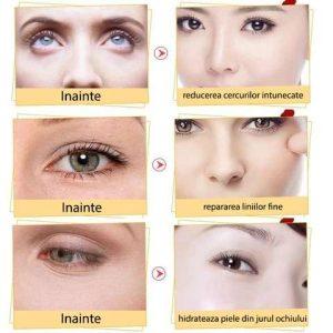 Beneficii masca cu colagen anti imbatranire