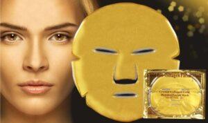 Masca faciala cu colagen anti-imbatranire