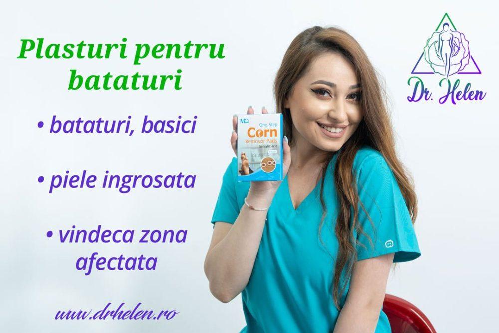 plasturi bataturi - basici - piele ingrosata